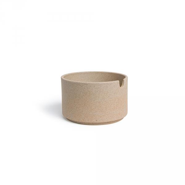 Pot à sucre - Gris- Hasami porcelain