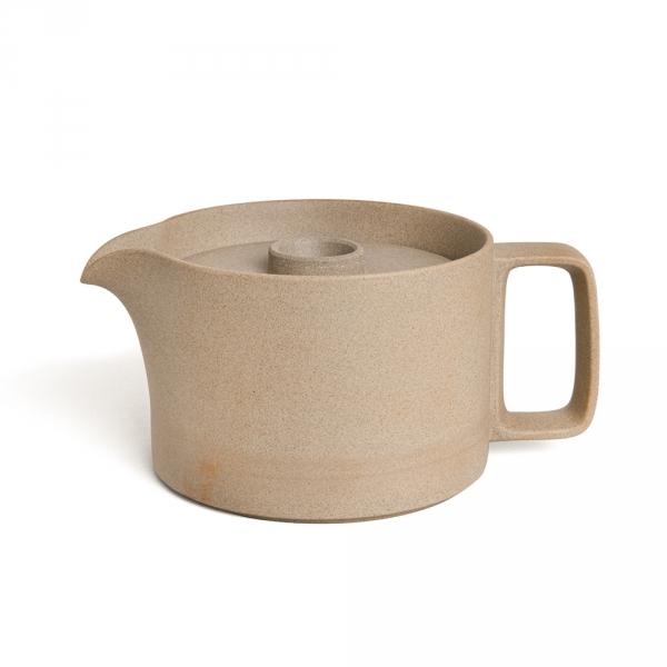 Théière Hasami porcelain- Gris