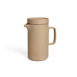 500ml tall tea pot - Natural