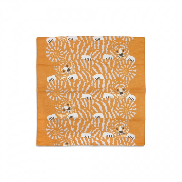 Handkerchief - Tiger