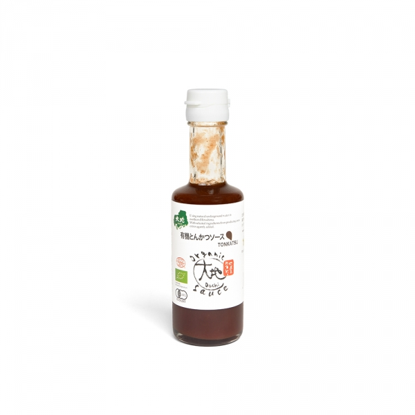 Organic Tonkatsu sauce 175ml