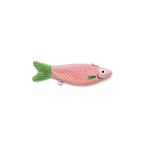 Keychain case - Cardenal pink