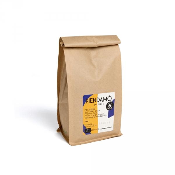 PIENDAMO - Organic coffee beans Colombia