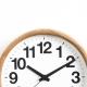 """Horloge murale """"clock A""""- Lemnos"""