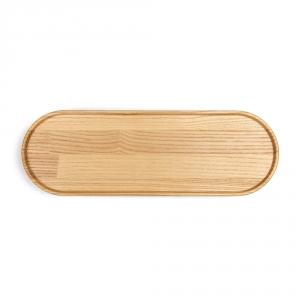 Plateau long en bois 25,5cm