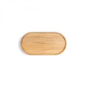Long wooden tray 17cm