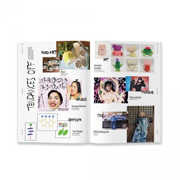 Tempura magazine n°5 - Le Japon à corps perdu