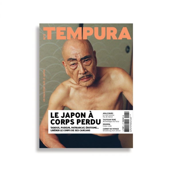 Magazine Tempura n°5 - Le Japon à corps perdu