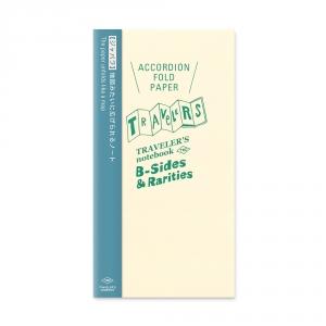 Carnet accordéon ( classique ) Traveler's Notebook
