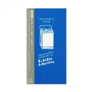 Carnet papier lavable ( classique ) Traveler's Notebook