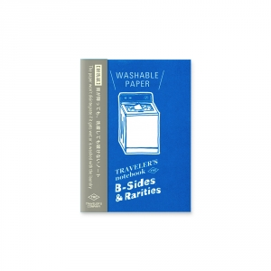 Carnet papier lavable ( passeport ) Traveler's Notebook