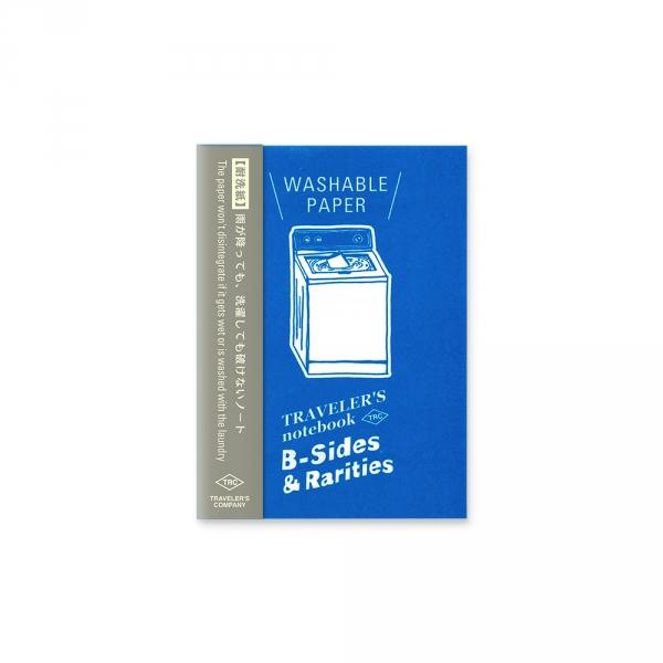 Washable paper ( passport ) Traveler's Notebook