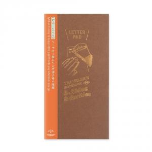 Carnet papier à lettre ( classique ) Traveler's Notebook