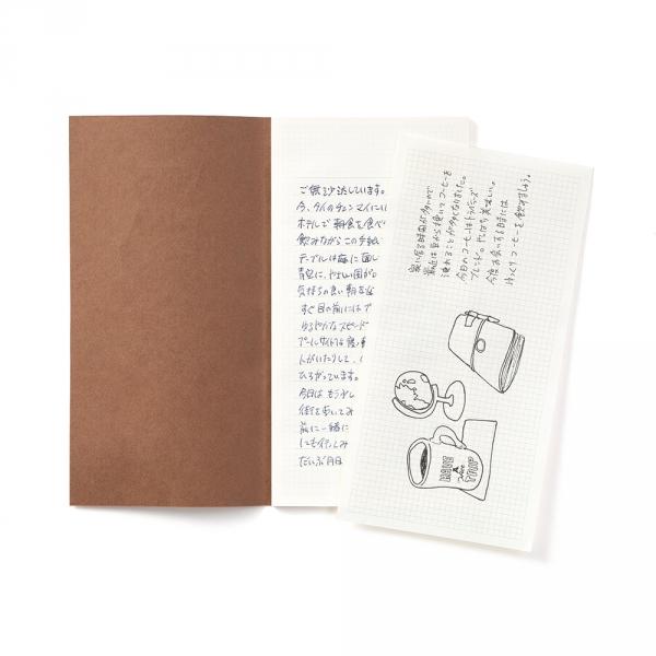 Letter pad ( Regular ) Traveler's Notebook
