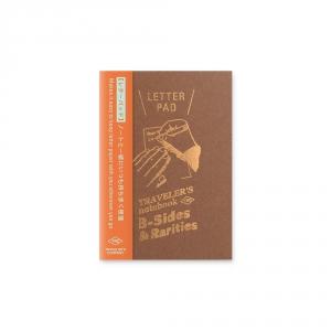 Carnet papier à lettre ( passeport ) Traveler's Notebook