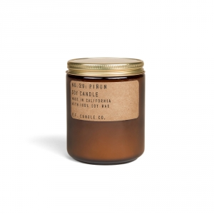 Bougie n°29 - Pinon - 2 formats disponibles - PF Candle Co