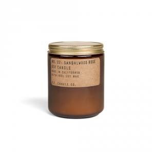Bougie n°32 - Sandalwood rose - PF Candle & Co