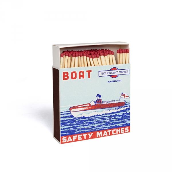 Boîte d'allumettes - Boat
