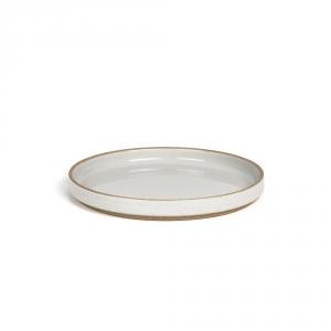 Assiette 18,5 cm - Gris émaillé - HASAMI PORCELAIN
