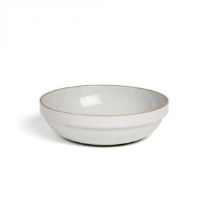 18,5cm soup plate - Gloss grey