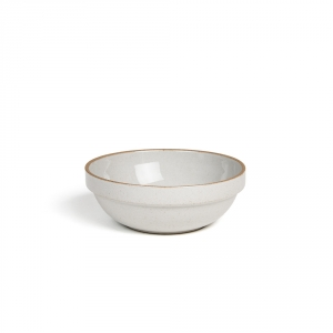 14,5cm soup plate - Gloss grey