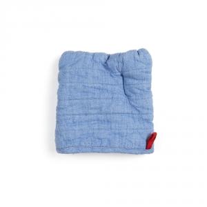 Square potholder - Bleu ciel