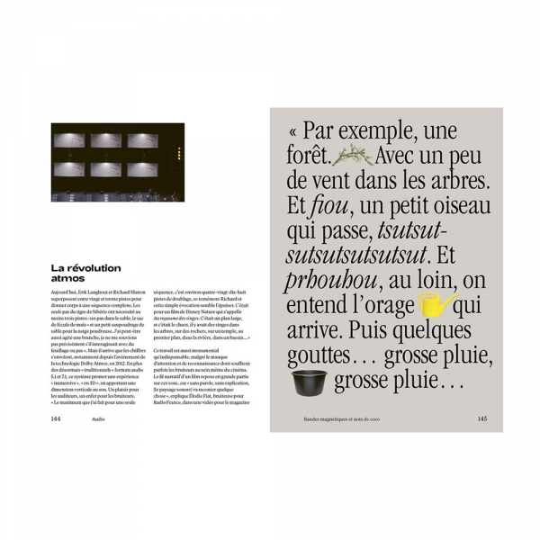 Magazine n°13- Audio