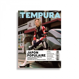 Magazine Tempura n°6 - Japon populaire