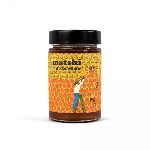 Matshi + De la rosée - Miel pimenté