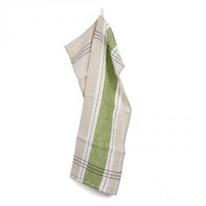 SENTIER kitchen towel - Green