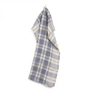 RACCOURCI kitchen towel - Blue