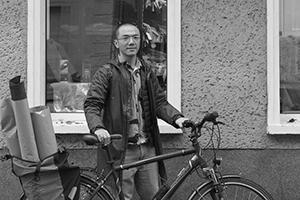 Herr Pong Berlin portrait 1