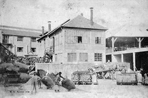 ANDREE JARDIN usine familiale